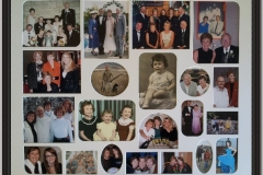 Chapman Family Collage