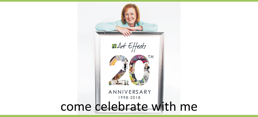 Art Effects 20th Anniversary Celebration
