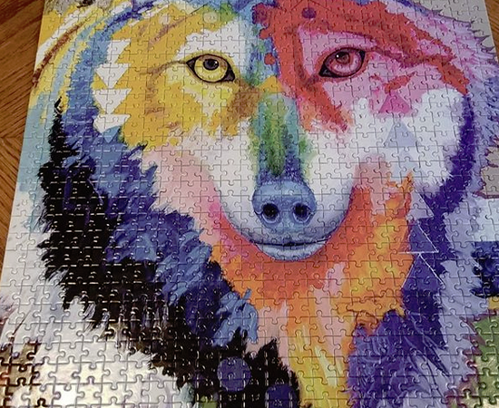Puzzles by Canadian Artists