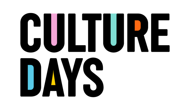 Culture Days Sept 1st to 30th